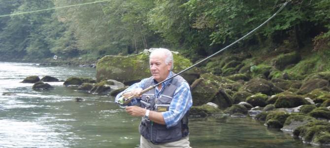 RENCONTRE SIOULE A CHATEAUNEUF 63 29, 30 Avril et le 1° Mai 2016 «pêche à la Sempé – pêche au fouet»